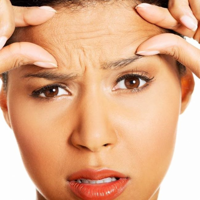 wrinkles - Anti-wrinkle injections